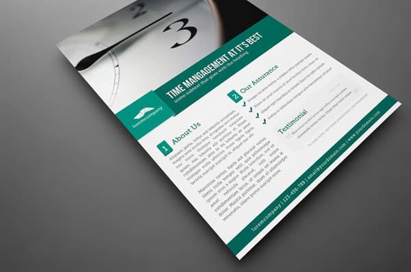 ll Purpose Corporate Flyer 20 Corporate Business Flyer Templates
