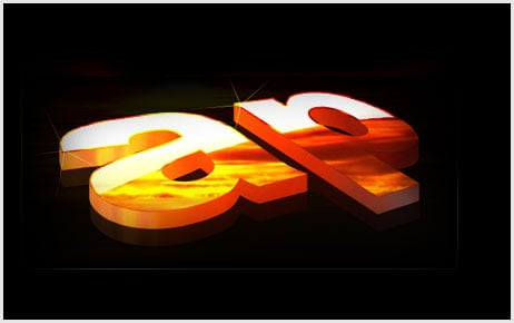 191 25+ Awesome 3D Text Effects Photoshop Tutorials
