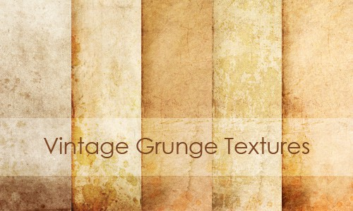 32 grunge textures 50+ Cool Vintage Texture Collections