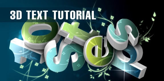 3d tutorials 40 Simple Adobe Illustrator Tutorials