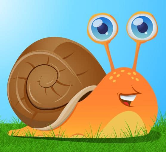 Cute Snail 40 Simple Adobe Illustrator Tutorials