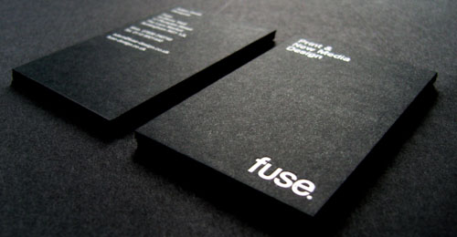 FuseB 20+ Impressive High quality Business cards