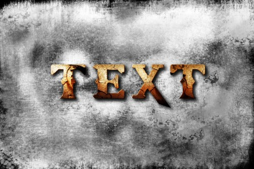 God of War III Text Effect 25+ Awesome 3D Text Effects Photoshop Tutorials