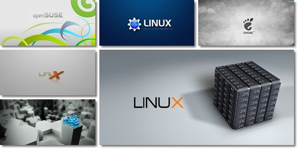 HD linux wallpapers