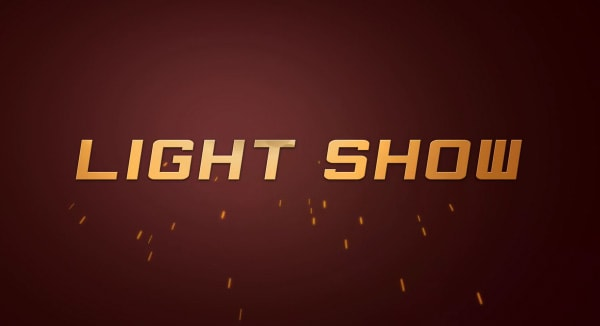 Light Show 50 Amazingly Free after effects templates