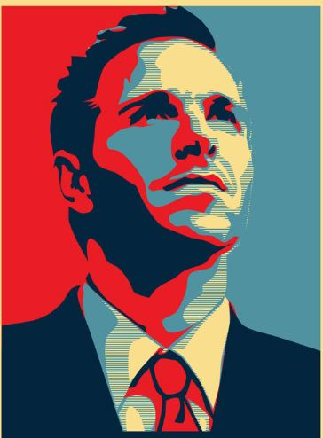 Political Poster 40 Simple Adobe Illustrator Tutorials
