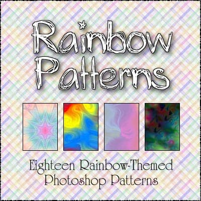 RA28 30+ Free Rainbow Backgrounds & Textures
