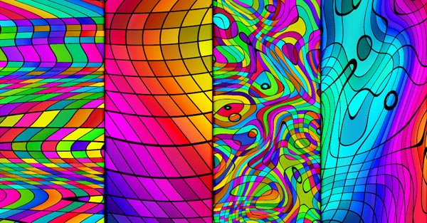 RA31 30+ Free Rainbow Backgrounds & Textures