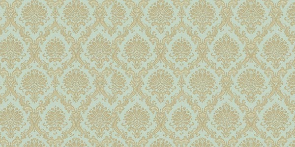 Teal Gold 20 Cool Damask Textures and Patterns Collections
