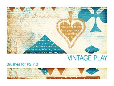 V07 10 Amazingly Free Sets Of Vintage Grunge Brushes