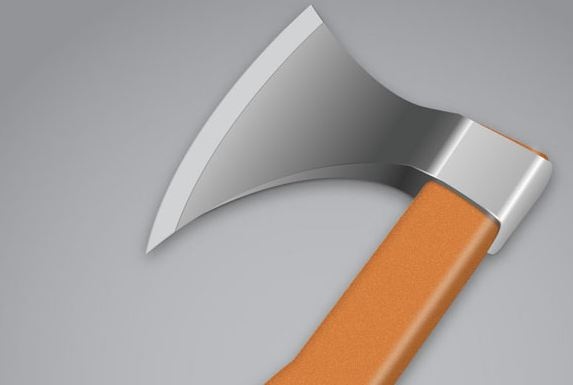 Wooden Axe 40 Simple Adobe Illustrator Tutorials