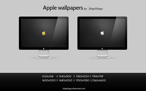 apple wallpapers Awesome Apple Wallpapers