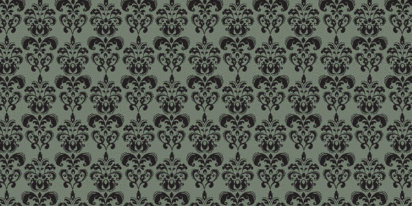 charcoal 20 Cool Damask Textures and Patterns Collections