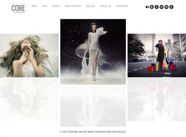 core 50 Free and Premium Responsive WordPress Themes