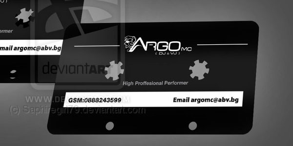 50 dj music business cards designs dj argo colourmoves