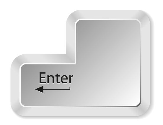 enter key 40 Simple Adobe Illustrator Tutorials