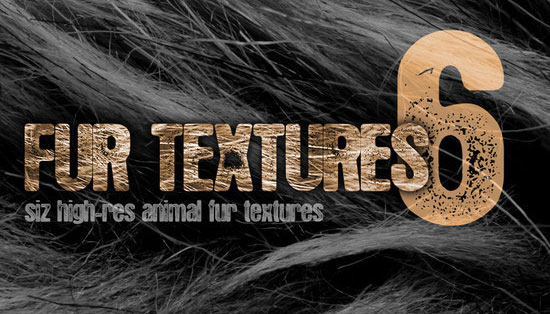 furtextures 30+ Fur Texture Collections