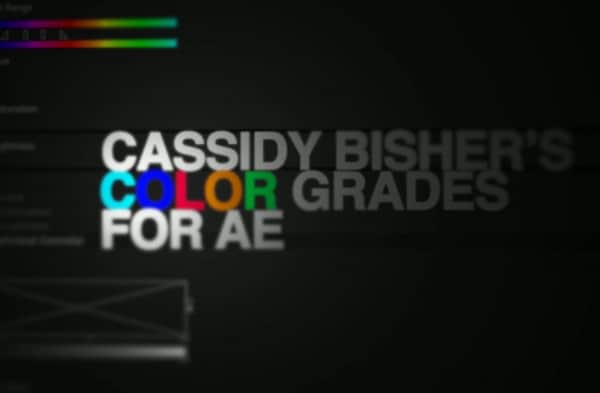 grade 50 Amazingly Free after effects templates