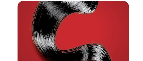 hair 40 Simple Adobe Illustrator Tutorials