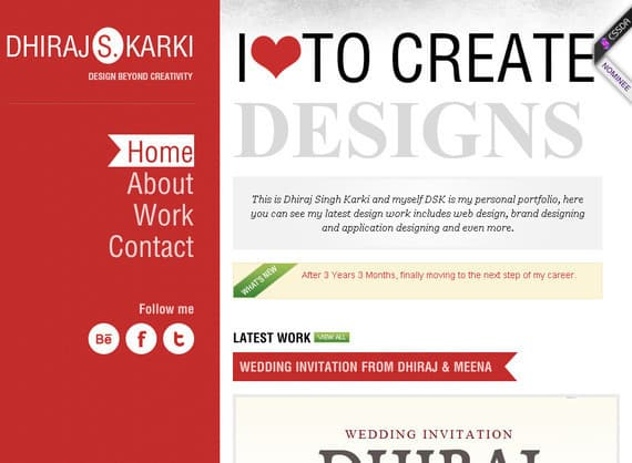 r18 40+ Creative Ribbons in Web Design