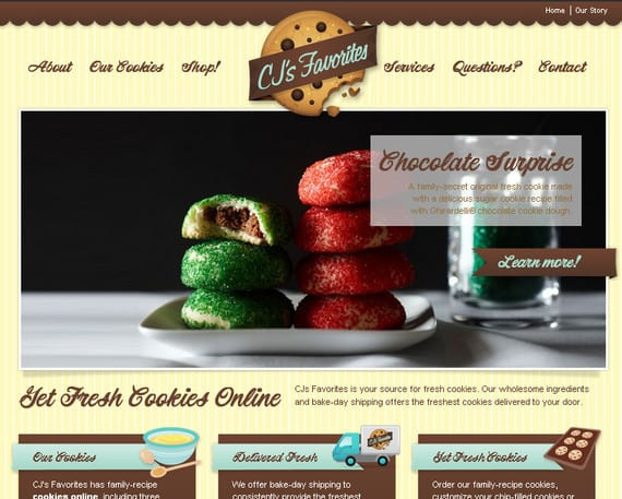 r3 40+ Creative Ribbons in Web Design