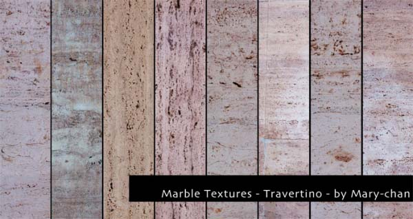 travertino 35+ Free High Resolution Marble Textures Collections
