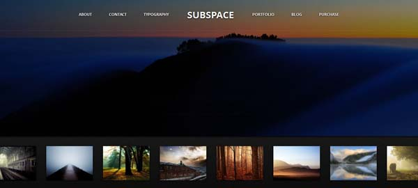 wordpress photography themes11 20+ Stunning Premium WordPress Photography Themes
