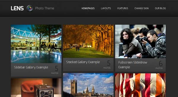 wordpress photography themes4 20+ Stunning Premium WordPress Photography Themes