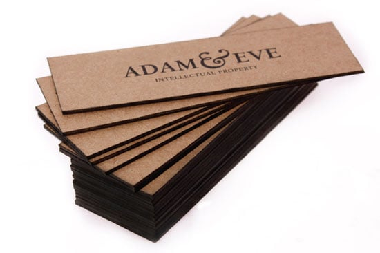 Adam Eve Law Firm 20+ Fresh Business Cards Designs