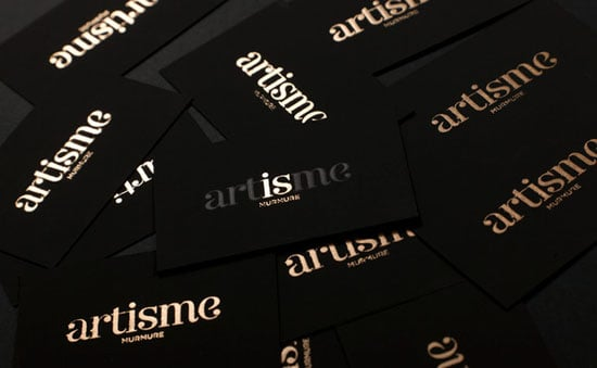 Artisme 20+ Fresh Business Cards Designs