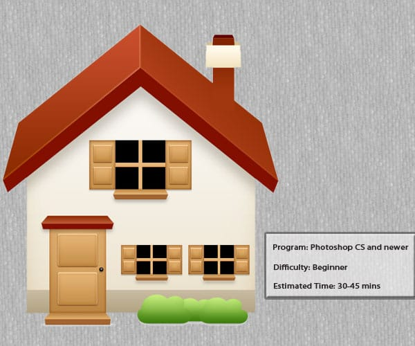 Basic House Icon 10 Amazing 3d Icon Tutorials