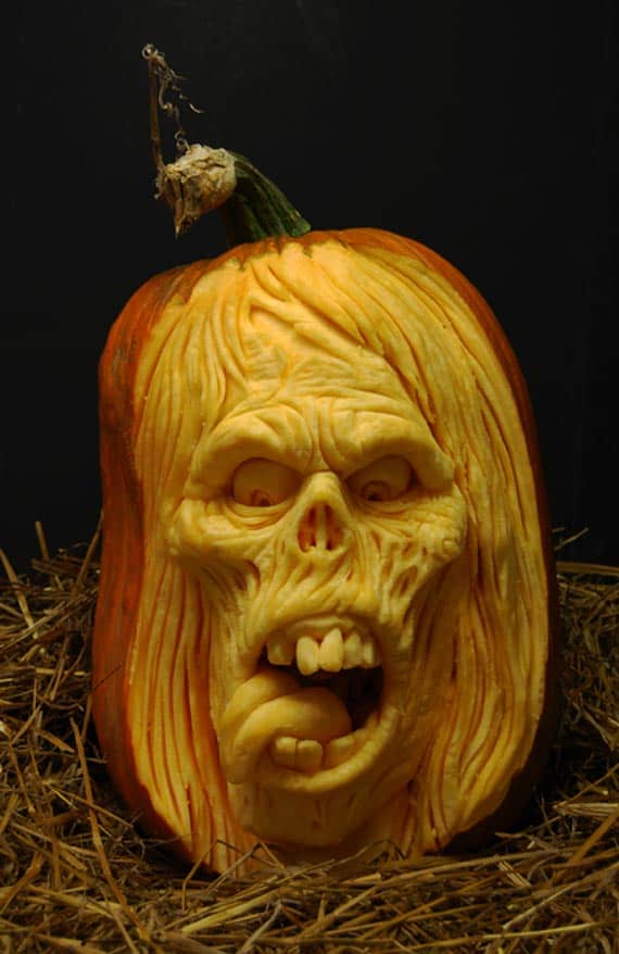 PC1 20+ Best Pumpkin Carving Pictures