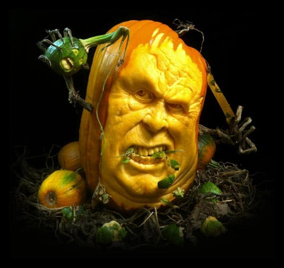 dvdpumpkin 20+ Best Pumpkin Carving Pictures