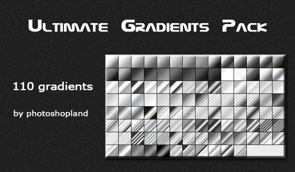 Ultimate Gradients Pack