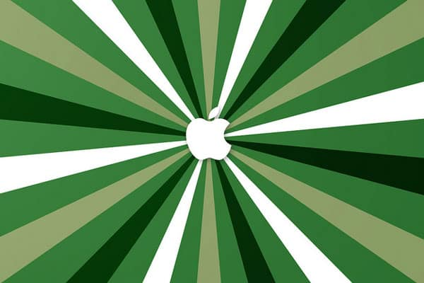 green apple logo ipad wallpaper 20+ Awesome iPad Wallpaper Collections