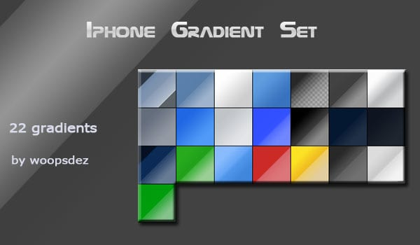 iphone Gradients