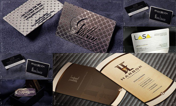 luxury business card designs 30+ Luxury Business Cards