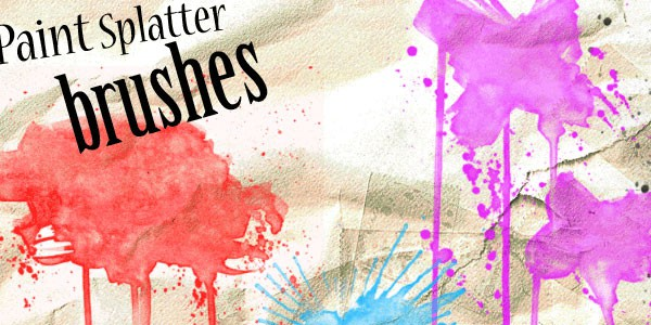 paint splat photoshop brushes 600+ Paint Splatter Photoshop Brushes