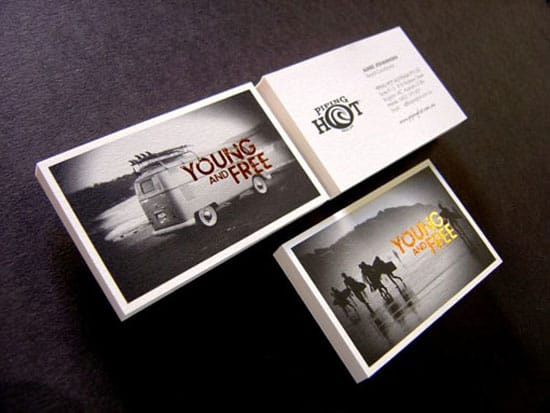photography card 20+ Fresh Business Cards Designs