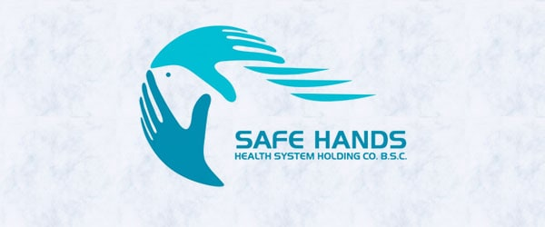 safe hands 25 Inspiring Safety Logos