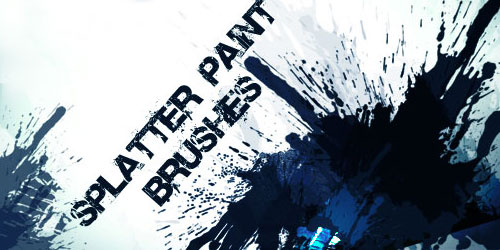splat2 600+ Paint Splatter Photoshop Brushes