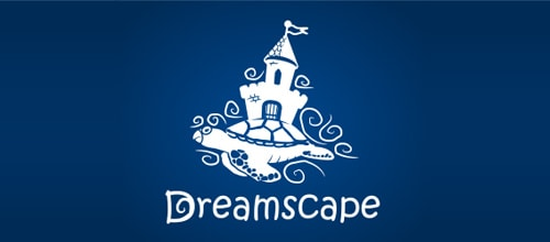 18 Dreamscape 35+ Cool Turtle Logo Designs