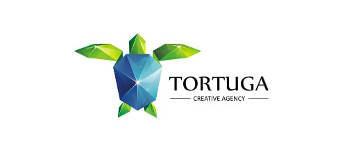 32 tortuga 35+ Cool Turtle Logo Designs