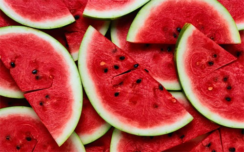 37 Watermelons 30+ Examples of Fruit Wallpaper Collections