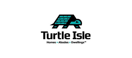 8 TurtleIsle 35+ Cool Turtle Logo Designs