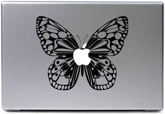 Butterfly-MacBook-Sticker