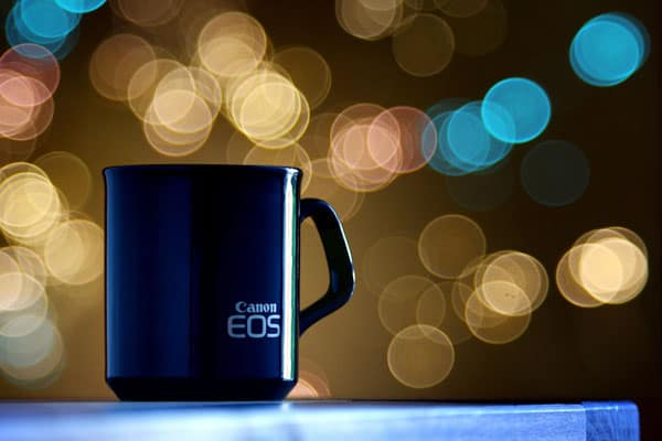 Coffee Cup 40+ Amazing Bokeh Photography Examples