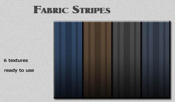 Fabric Stripes