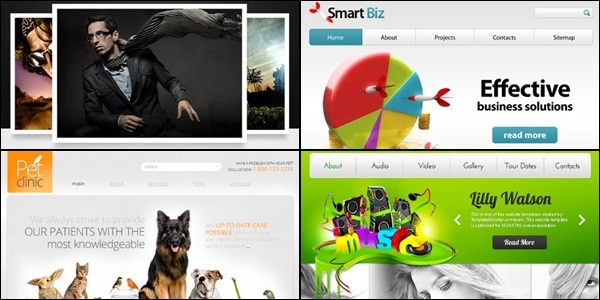 HTML5 Templates 15 Amazing Free HTML5 and CSS3 Templates