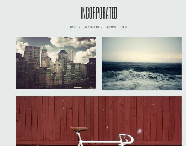 Incorporated 45 Amazing Premium Tumblr Themes